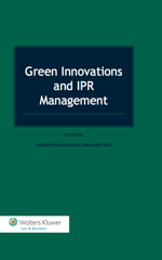 Green Innovations and IPR Management